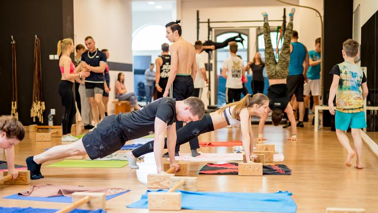 Trening grupowy – dlaczego warto?