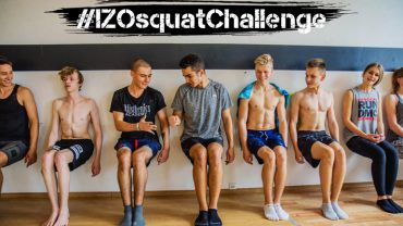 #IzoSquatChallenge